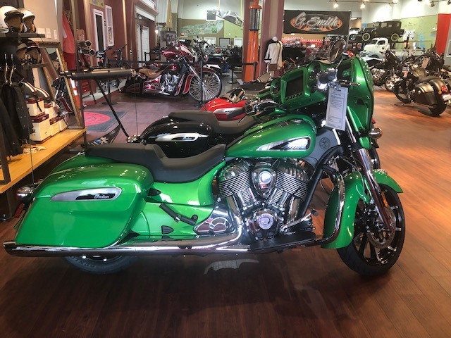 Indian Motorcycles of New Orleans
